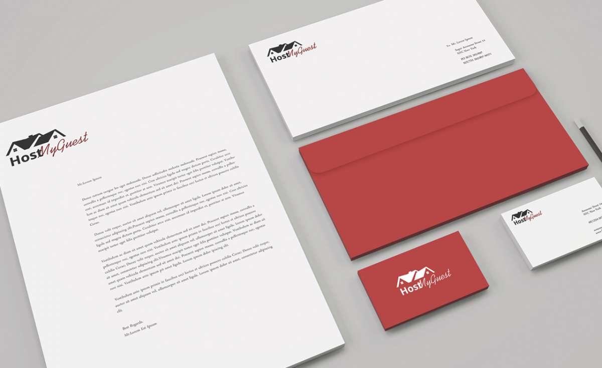 Web Design Portfolio - Host My Guest