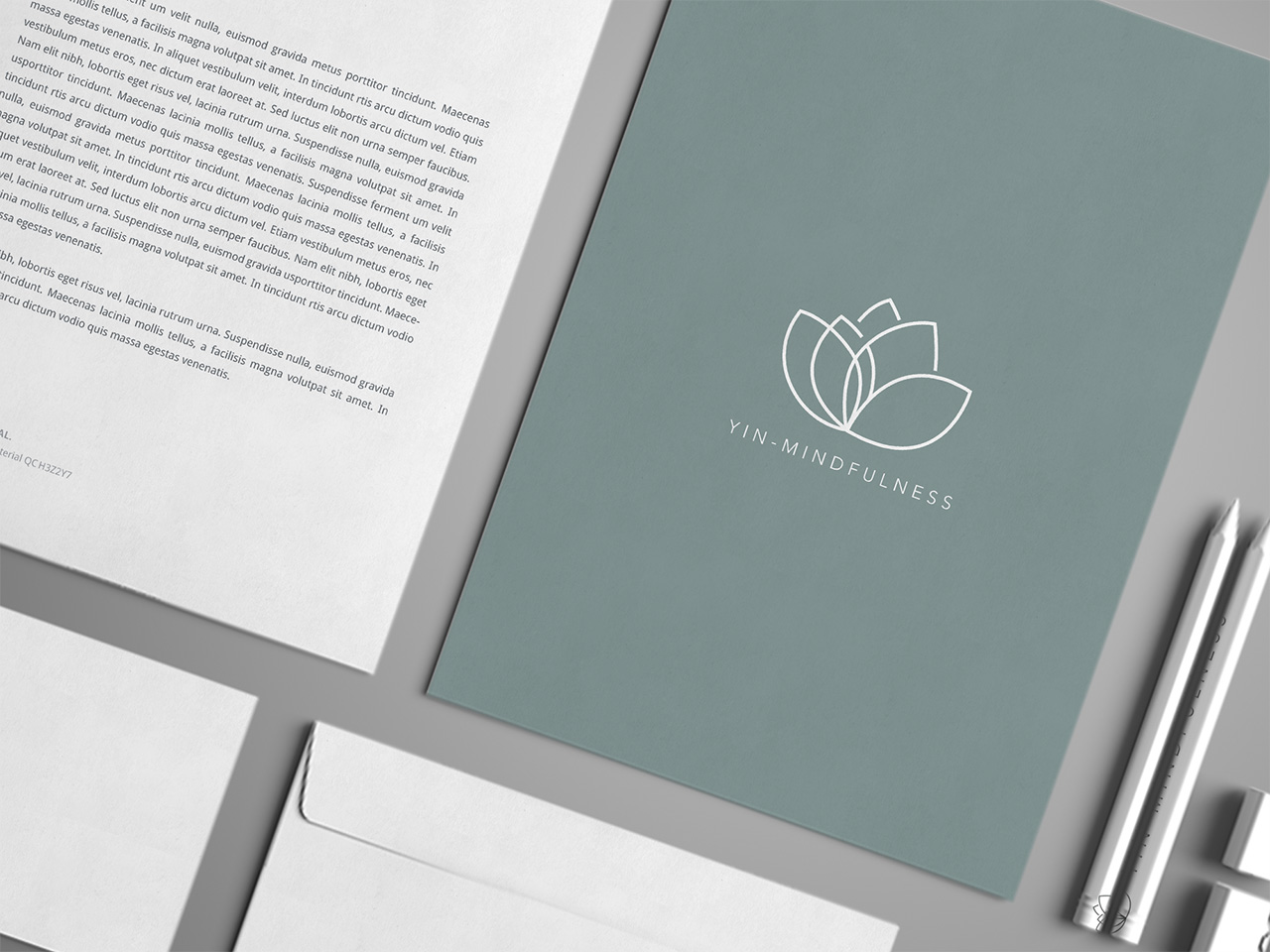 Web Design Portfolio - Yin Mindfulness